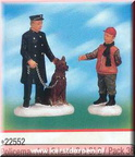 22552-policeman and friend set of 2