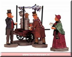 22560-coffee stall set of 4