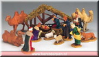 33410-nativity set set of 14