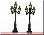 34902-old english street lamp set of 2