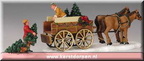 43451-christmas tree wagon