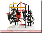 54325-jungle gym battery operated