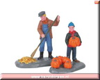 62245-harvest clean-up set of 2