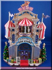 65411-old time  toy store