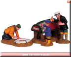 62257-s.s. merrymaker set of 4