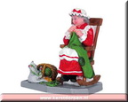 62210-mrs claus big stocking