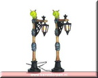 64431-ghoul street lamp set of 2