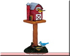 74613-barn birdhouse