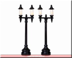 94992-olde town street light set of 2