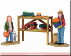02828-potting bench set of 3