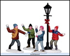 32133-snowball fight set of 4