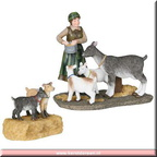 602.588-marie with goat set of 2