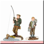 603018-fred and sam fishing set of 2