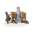 608.279-grandmother with calves and little leni