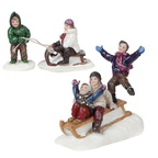 608.258-the sledge parade set of 3