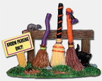 44737 broom parking rack