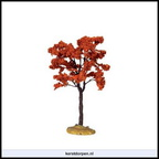 44799-yellow tree medium 6 inch