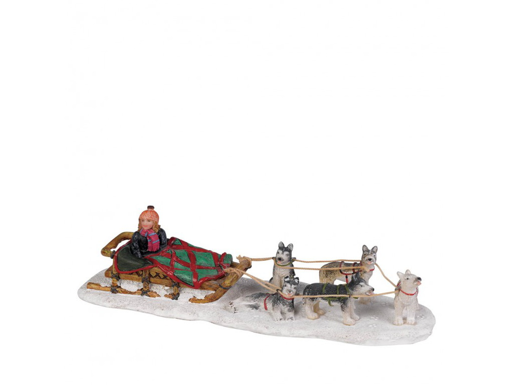 611.055-Winter Dog Sledge