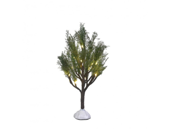 611.183-Tree with Warm White Led Light ( B.O.)
