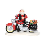 4028708 santas new sleigh is a harley