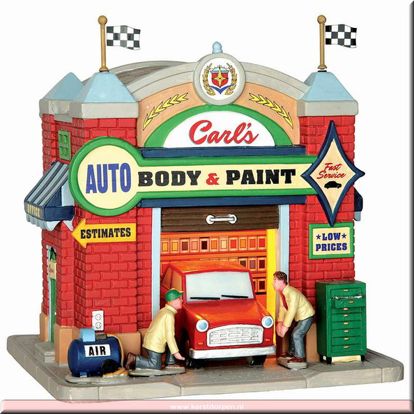 65119-Carl's Auto Body and Paint