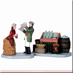 63271-Fish Market, Set Of 2