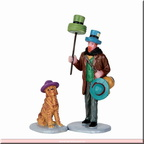 62439-hat peddler, set of 2