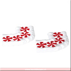 74207-candy cane lane - curved set of 2