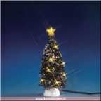 74267-clear-light evergreen tree med- 7in battery-operated