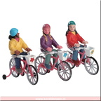 72502-bike ride set of 3