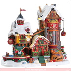 75190-elf made toy factory