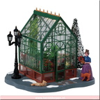 84347-victorian greenhouse battery operated