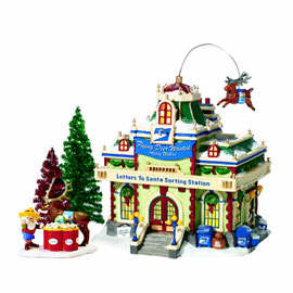 56.56792 letters to santa sorting station - gift set 2006