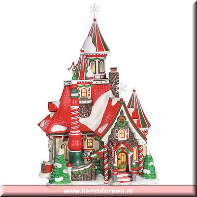 805541 the north pole palace